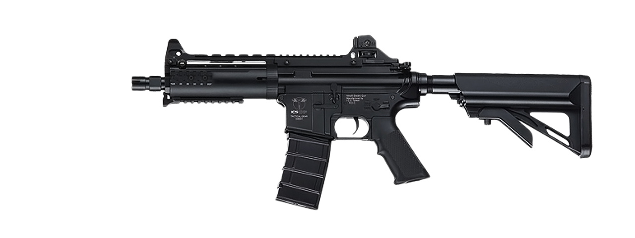 ICS ICS-144 M4 CXP .08 Plastic Body in Black - Click Image to Close