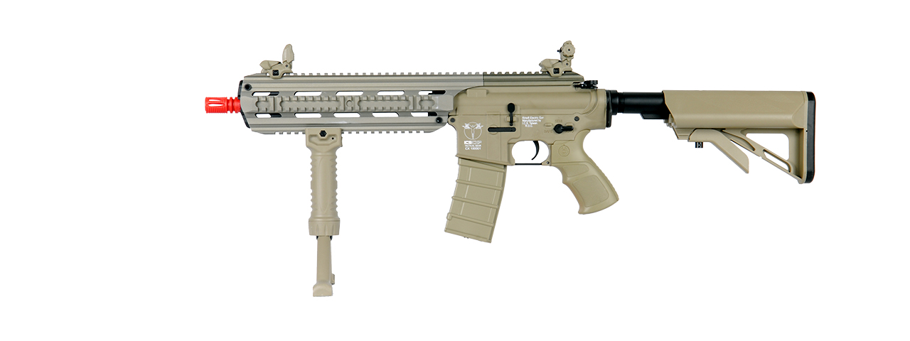 ICS-IPT-239-1 CXP-16 SPORTLINE AEG LONG VERSION (COLOR: TAN) - Click Image to Close