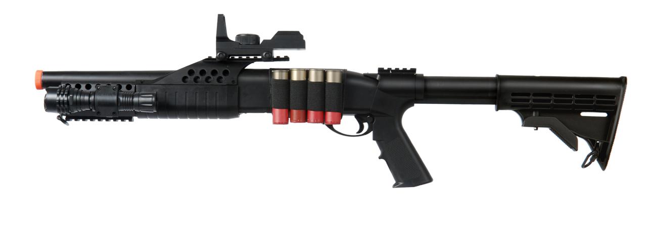 M180 Shells 8PK Airsoft Shell Magazine Clip for M180C2 M180A2 Spring Shotgun TOY