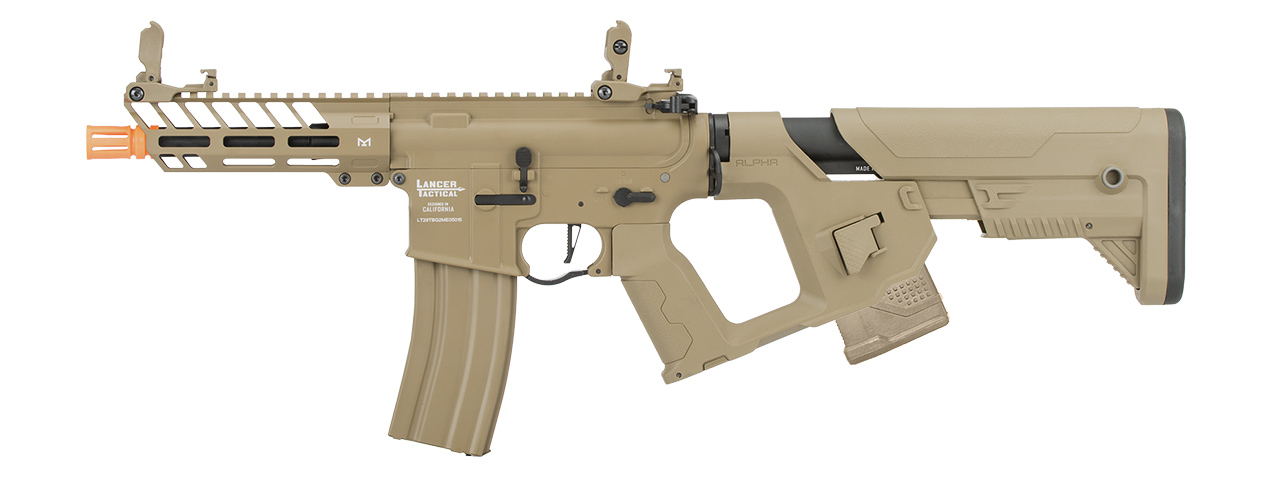 Lancer Tactical Enforcer NEEDLETAIL AEG [LOW FPS] (TAN) [LT-29TBL-G2