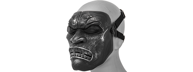 AC-317AS Persian Immortal Mask (SILVER BLACK) [AC-317AS ... Persian Immortals Mask