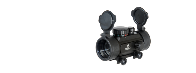 Lancer Tactical CA-412B B-Style Red & Green Dot Sight