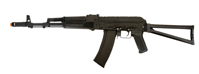 Cyma CM031C AKS-74M AEG Metal Gear, Full Metal Body, Metal Side Folding Stock