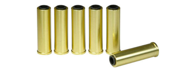 HFC HG-132M6 Shells for Gas Powered Revolver Pistols