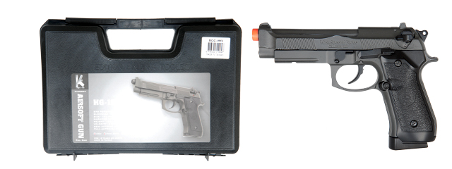 HFC HGC-199 CO2 Gas Powered Pistol with Blowback - Semi Only