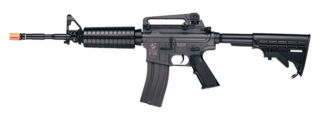 ICS ICS-20 Metal Body M4A1 Carbine, Black