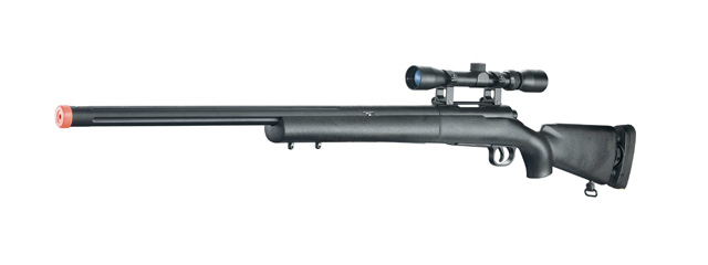 UKARMS IU-M28A M24 Bolt Action Sniper Rifle, Scope Included