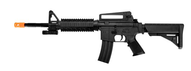 UKARMS M-16B Spring Rifle w/ Laser