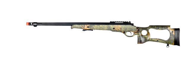 UKARMS M70C SPR A4 Bolt Action Rifle in Camo, 500 FPS w/ 0.2g BBs