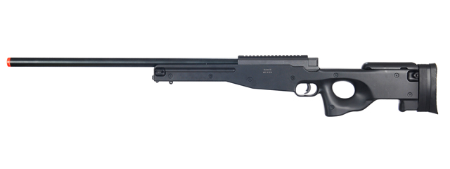 WELL MB01B L96 AWP BOLT ACTION RIFLE - BLACK