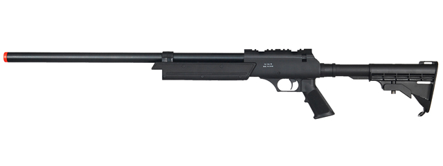 WELL MB06 BOLT ACTION RIFLE (COLOR: BLACK)