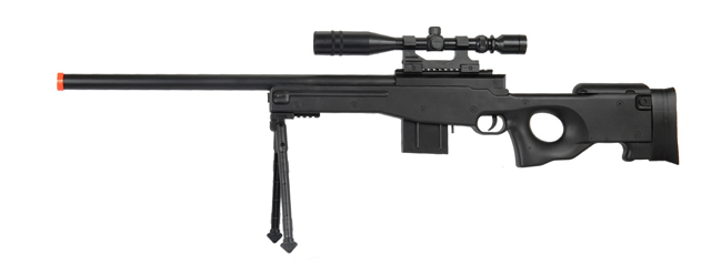 UKARMS P96 Spring Rifle w/ Bipod and Scope