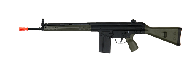 JG T3-K3 T3A3 AEG Metal Gear, Polymer Body