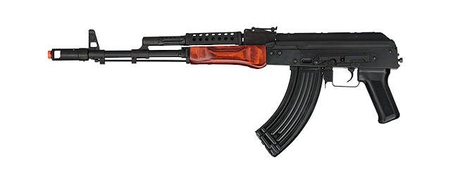 LCT-G-03-AEG LCT AIRSOFT G-03 NV FULL METAL AEG W/ REAL WOOD & SIDE FOLDING STOCK