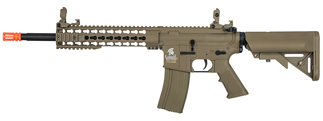LT-19TL-G2 M4 KEYMOD 10 INCH LOW VELOCITY (COLOR: DARK EARTH)