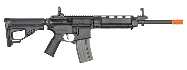 M4-AMSL-BK ARES X AMOEBA M4 AIRSOFT AEG LONG RIFLE (BLACK)