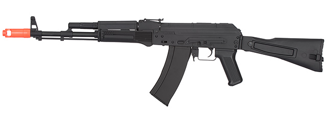 JG AK-74M FULL METAL ELECTRIC BLOWBACK EBB AIRSOFT AEG RIFLE