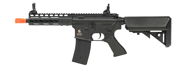 "LT-14B KEYMOD 7.0"" RAIL M4 AEG (COLOR: BLACK) 8.0 INCH BARREL"