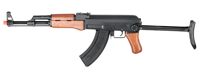LT-742S AIRSOFT AK47S AEG FULL METAL W/ UNDER FOLDING STOCK