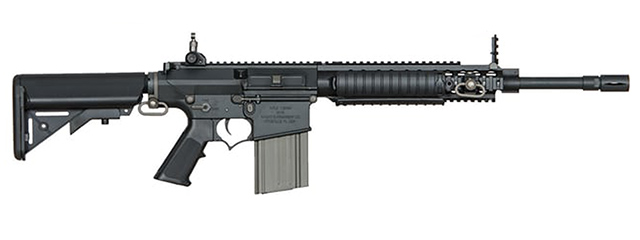 ARES-SR-006E ARES SR25 CARBINE, ELECTRIC FIRE CONTROL SYSTEM VER., LICENSED (BK)