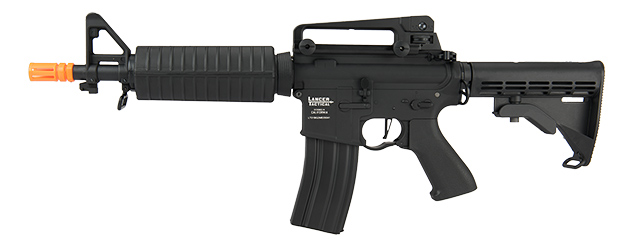 LANCER TACTICAL M933 COMMANDO PROLINE SERIES AIRSOFT AEG [HIGH FPS] (BLACK)