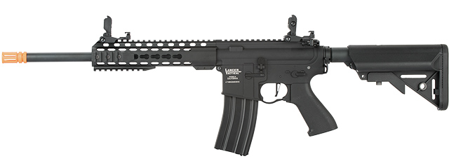 Lancer Tactical LT-19 M4 Carbine ProLine AEG [HIGH FPS] (BLACK)