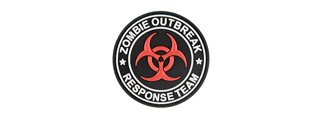 G-FORCE ZOMBIE OUTBREAK RESPONSE TEAM BIOHAZARD (RED)
