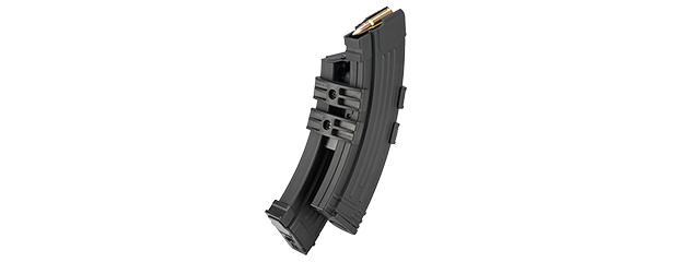 CM-C14C 1100RD HI-CAP MAGAZINE FOR AK SERIES (BLACK)