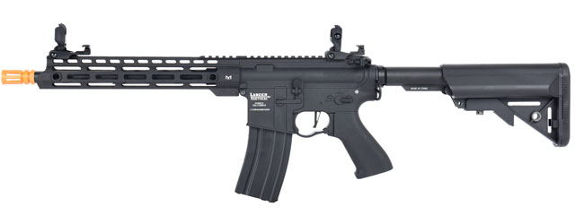 Lancer Tactical Enforcer BLACKBIRD Airsoft AEG Rifle [HIGH FPS] (BLACK)