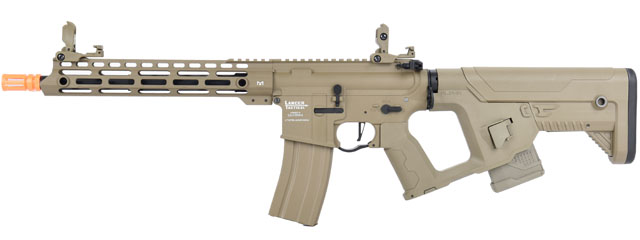 Lancer Tactical Enforcer BLACKBIRD AEG Rifle w/ Alpha Stock [HIGH FPS] (TAN)