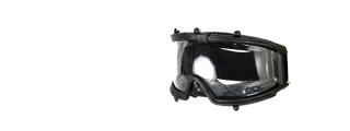 2605B FULL SEAL GOGGLES (BLACK)