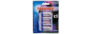 30406 TENERGY CR123A 4 PACK