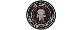 AC-110E NO MERCY PVC PATCH