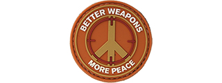 AC-110F BETTER WEAPONS PVC PATCH
