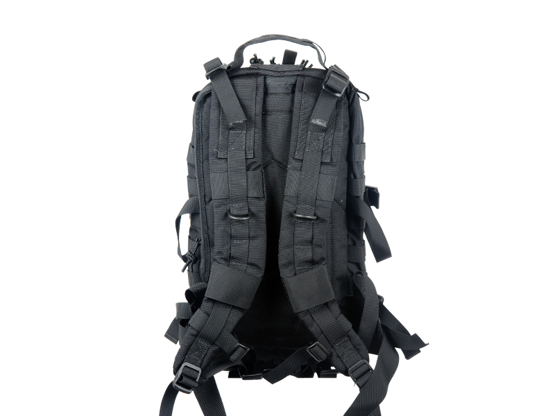 AC-153B 3P Backpack, Black