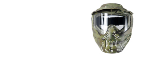 AC-175M FULL FACE PROTECTION MASK (CAMO)