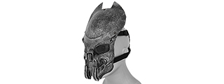 AC-194 AIRSOFT FULL FACE WOLF 4.0 PREDATOR MASK