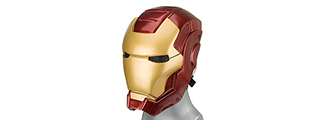 AC-195 Airsoft Full Face Iron Man Mask