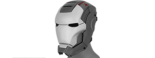 T&D AIRSOFT WIRE MESH WAR MACHINE FULL FACE MASK
