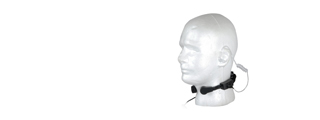 AC-209 SPECIAL FORCES THROAT MICROPHONE (BLACK)