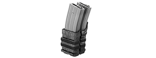 AC-213Y QUICK DOUBLE M4 MAGAZINE POUCH (COLOR: TYP)