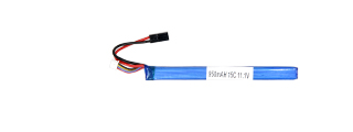 AC-220A LiPO 11.1V 950mAH 15C AK-Long Battery