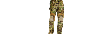 AC-242LG Gen2 Tactical Pants w/ Kneepads in Camo- Large