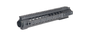 "AC-285B XRU-3 12.5"" RAIL HANDGUARD FOR AEG M4 (BLACK)"