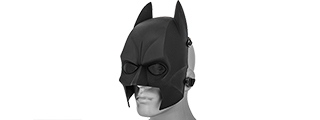 AC-312A BATMAN MASK (BLACK)
