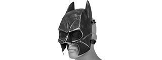 AC-312F BATMAN MASK (WEATHERED BLACK)