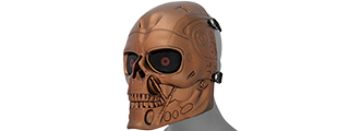 AC-314RB Terminator Mask (Red Bronze)