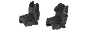 ACM NBUS GEN 2 BACK-UP SIGHT SET (COLOR: BLACK)