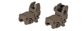 AC-350T1 ACM NBUS GEN 1 BACK-UP SIGHT SET (COLOR: DARK EARTH)