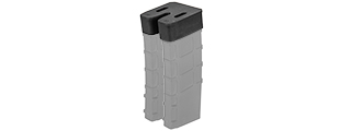 AMA TACTICAL BMAG DOUBLE MAGAZINE CLIP - BLACK
